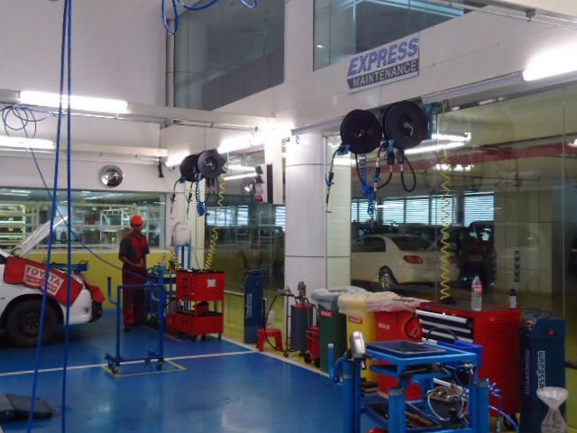 Automotive Workshops