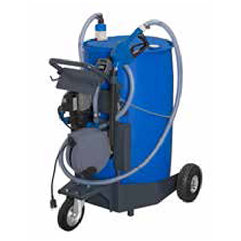 Mobile AdBlue® Dispenser with Electric Pump