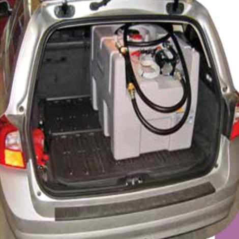 Mobile Diesel Refuelling Unit 200 l