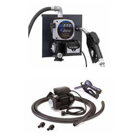 Wall Mounted Pump Kit 230 V / 70 l/min.